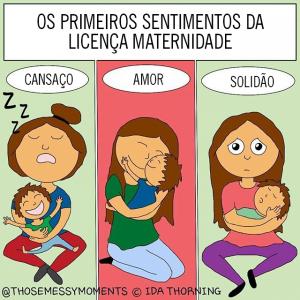 Rotina materna