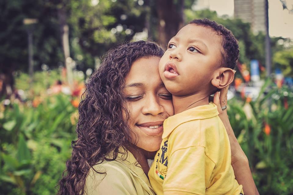 sessão de fotos bebês com microcefalia