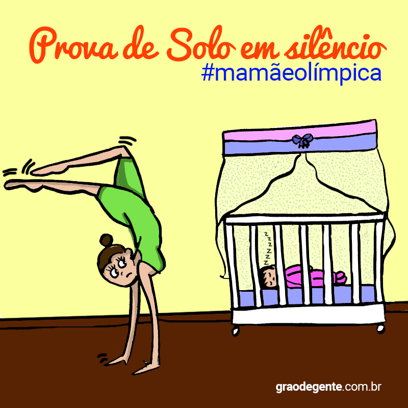 Mamãe Olímpica