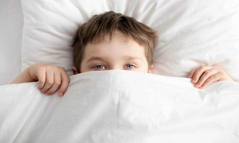 crianca dorme tarde