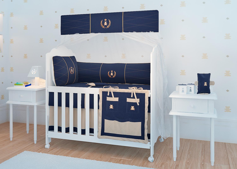 Tons De Azul Para Quarto De Bebe Ideias De Quartos De Beb Em Tom  ~ Quarto Azul Marinho E Branco E Montar O Quarto Do Bebe