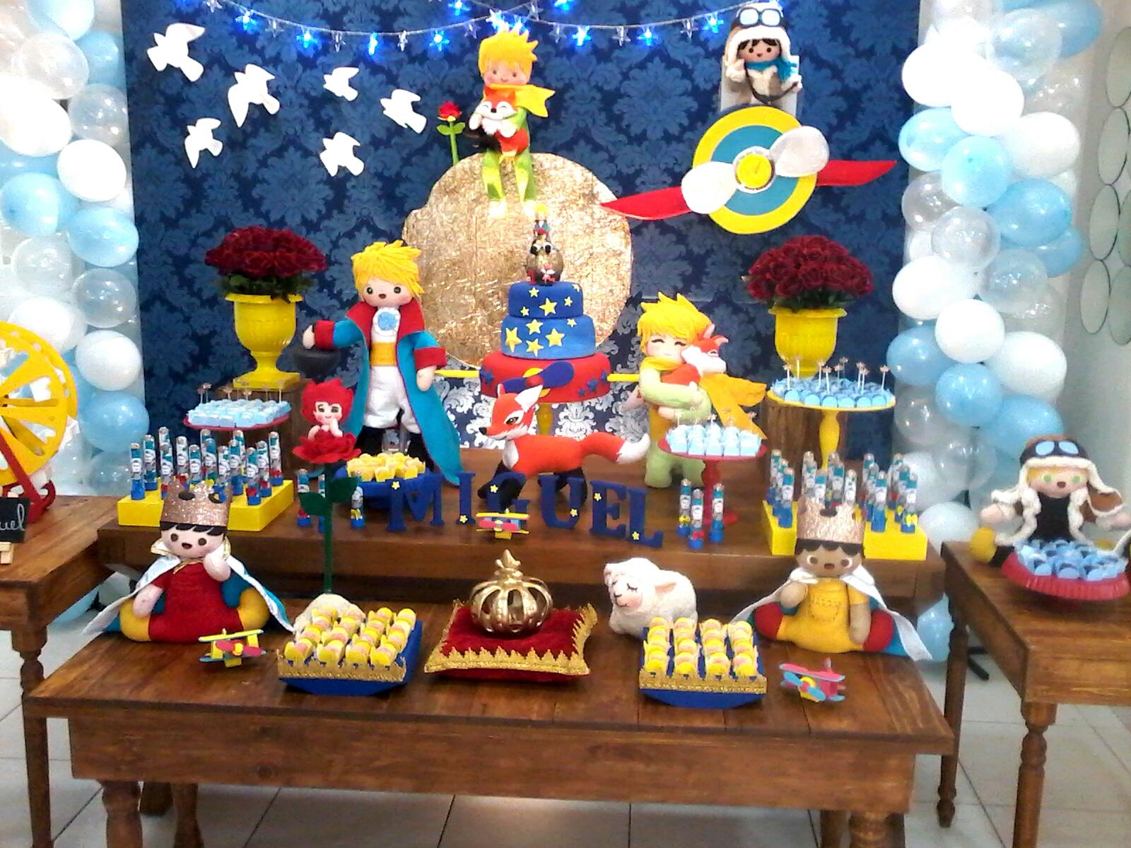 festa de criança. Decoração para festa infantil