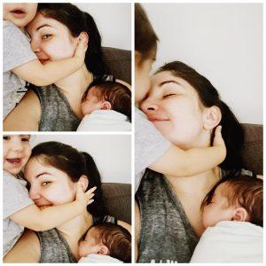 maternidade real - o corpo após a gravidez