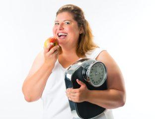 voltar ao peso