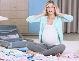 levar para maternidade