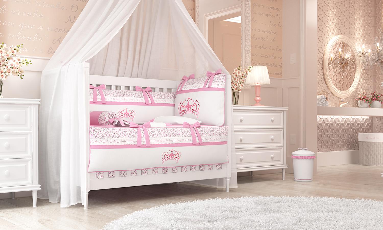 quarto de menina completo