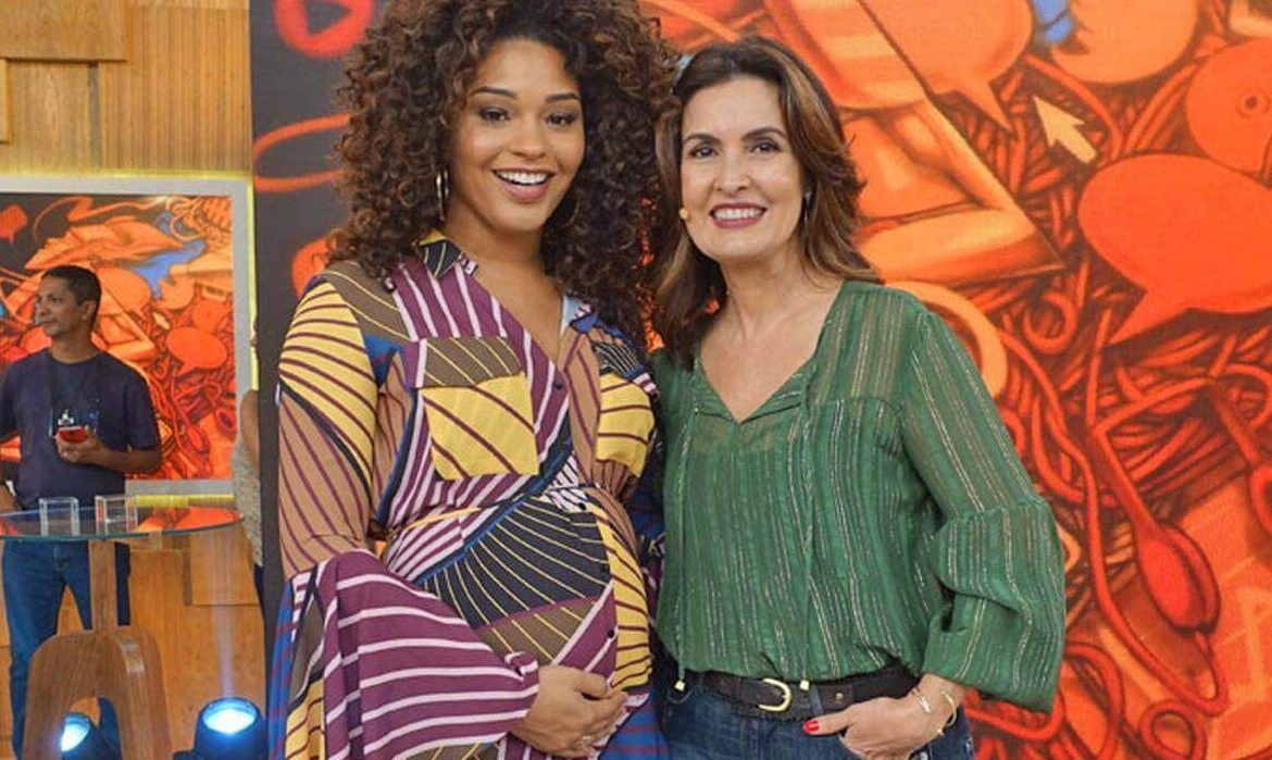 Juliana Alves e Fátima Bernardes