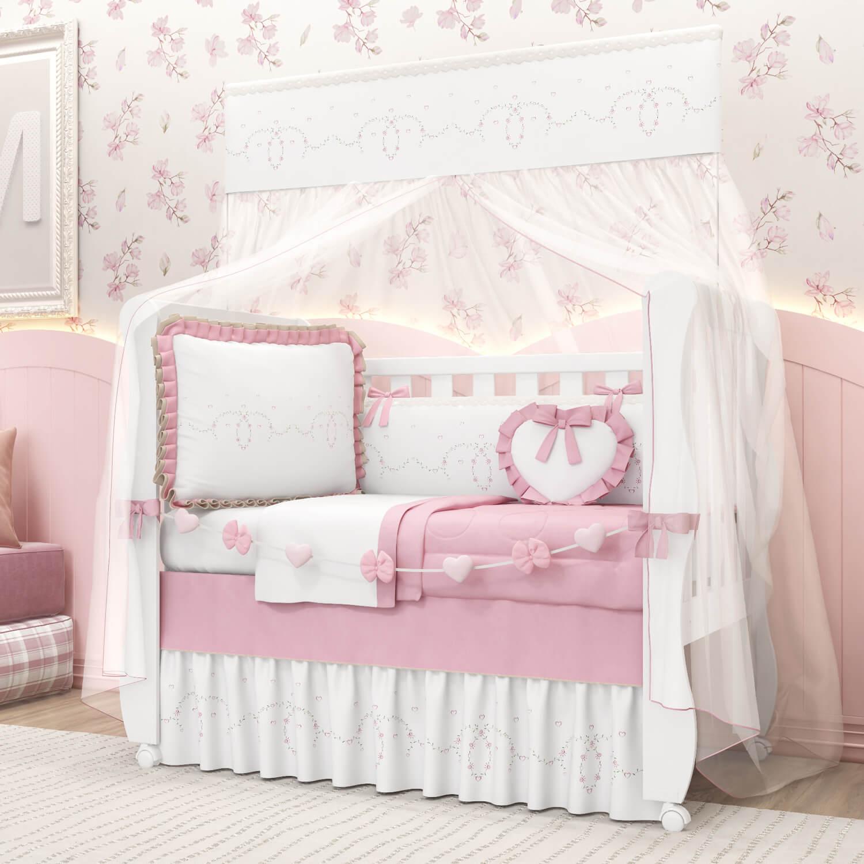 quarto de menina romântico