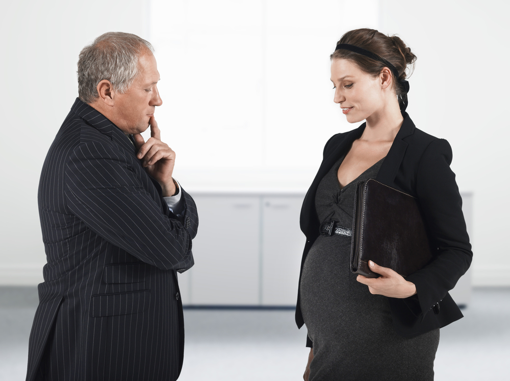 direitos da gestante no trabalho