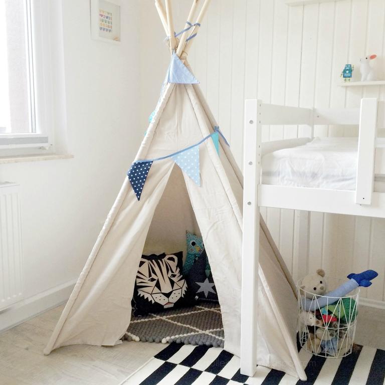decora o com cabaninha traz l dico para quarto de beb. Black Bedroom Furniture Sets. Home Design Ideas