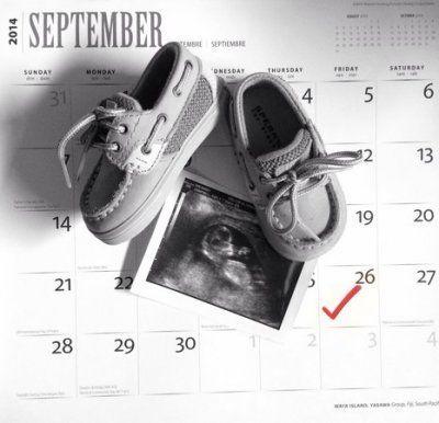 anunciar a gravidez ultrassom