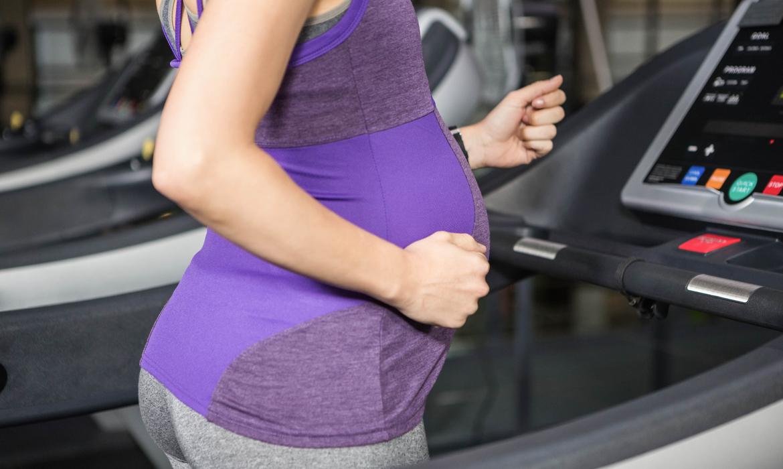 exercícios de preparação para o parto na academia
