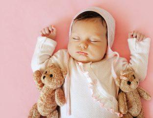 rituais de sono do bebê