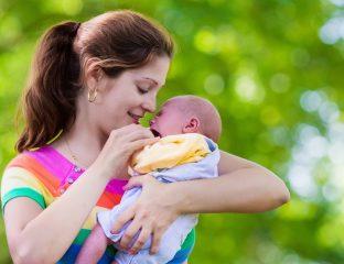 sair com o recém-nascido