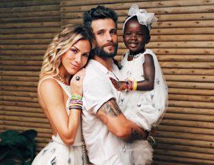 Famosos que adotaram: Bruno Gagliasso e Giovanna Ewbank