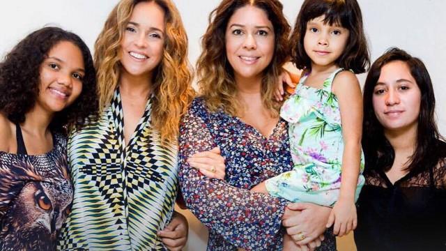 Famosos que adotaram: Daniela Mercury