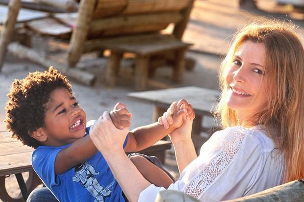 Famosos que adotaram: Maria Padilha