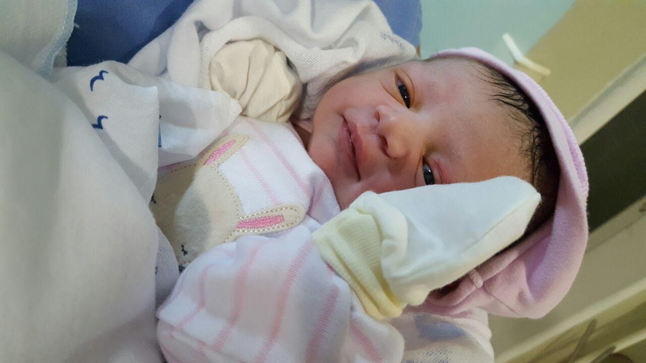 Relato de parto: Iulianna