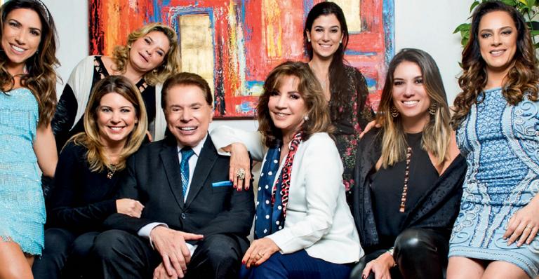 Famosos que adotaram: Silvio Santos