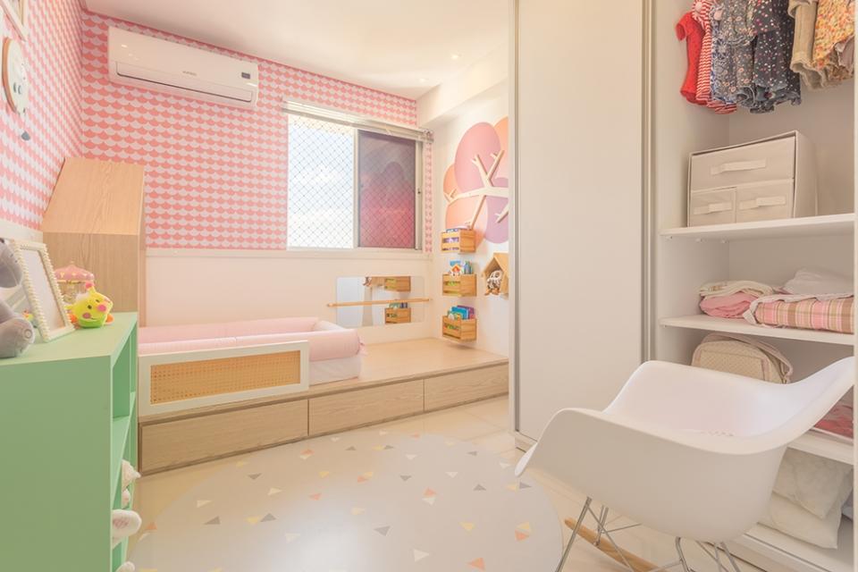 Inspirese com projetos de quarto montessoriano  Mais de 900 Quartos de Bebê