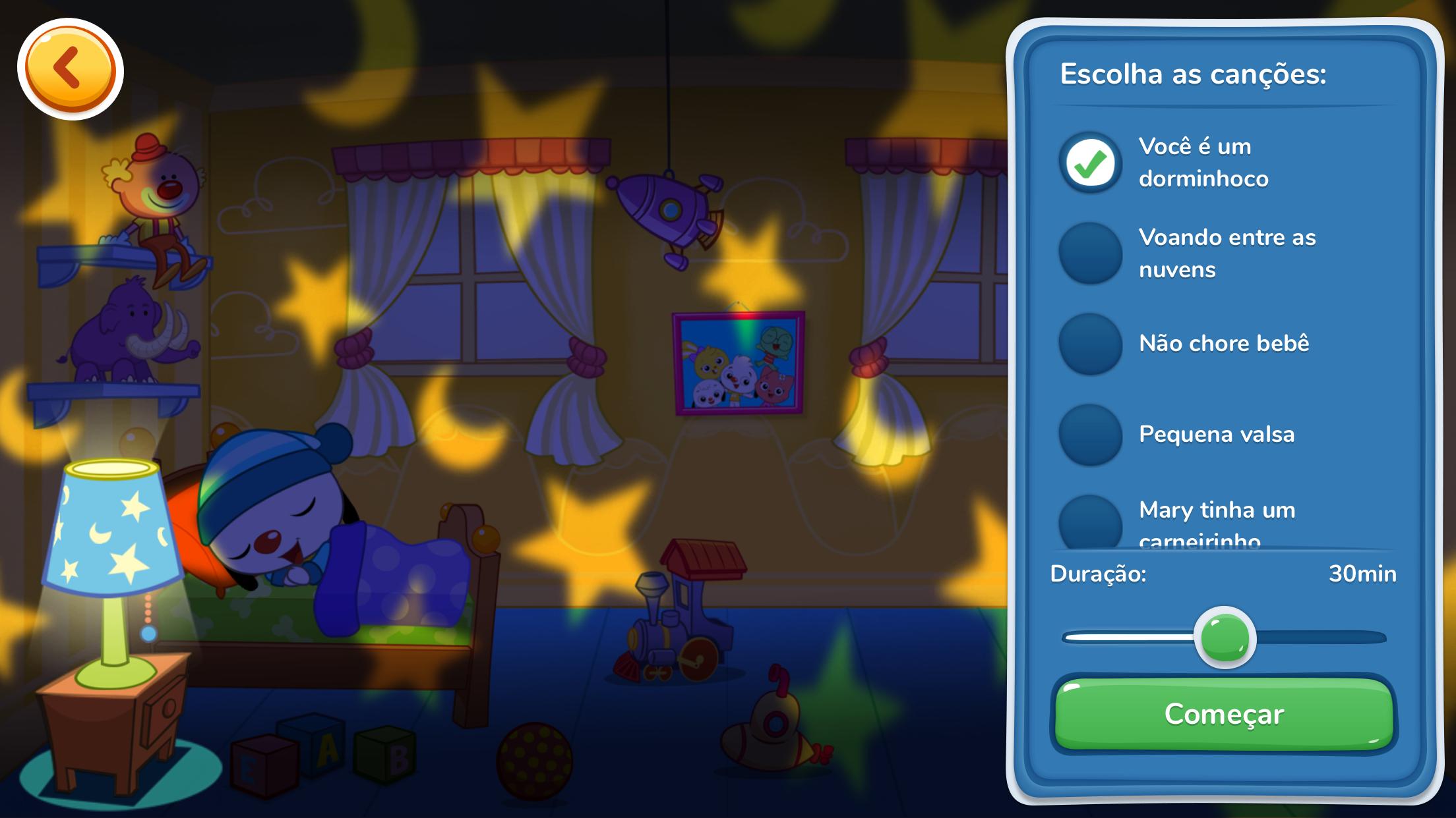 aplicativos de vídeos para crianças PlayKids