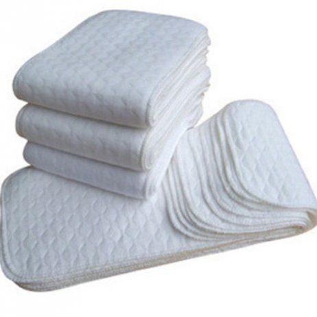 fraldas de pano absorventes extra
