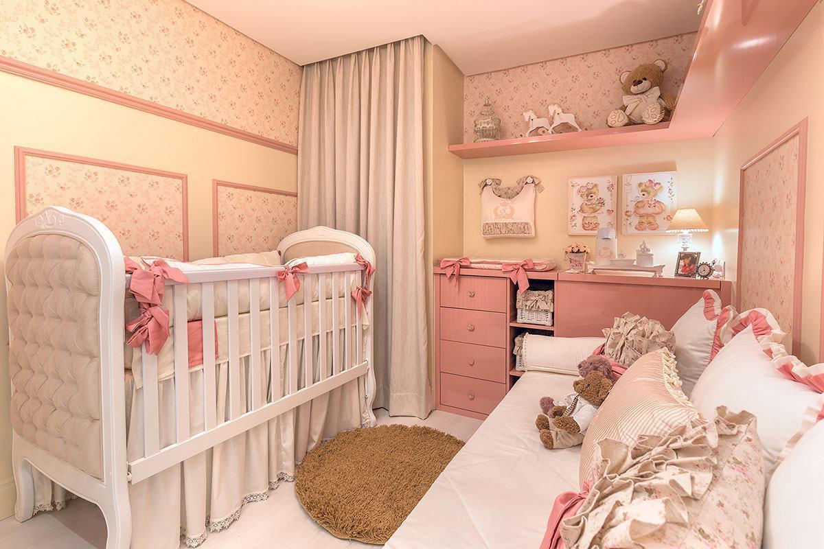 Quarto De Beb Rosa Dicas Para Uma Decora O De Princesa