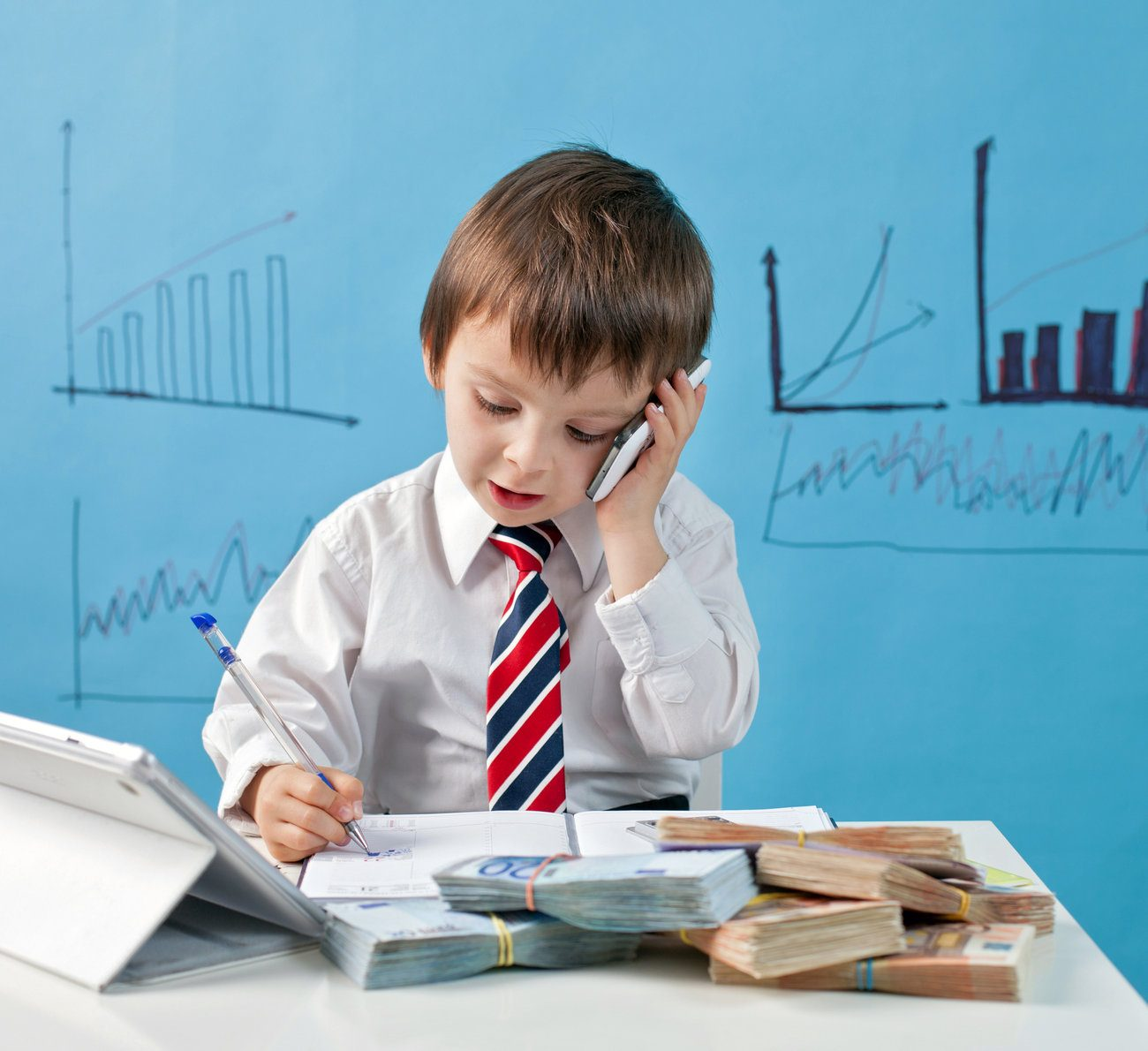 filhos menos consumistas