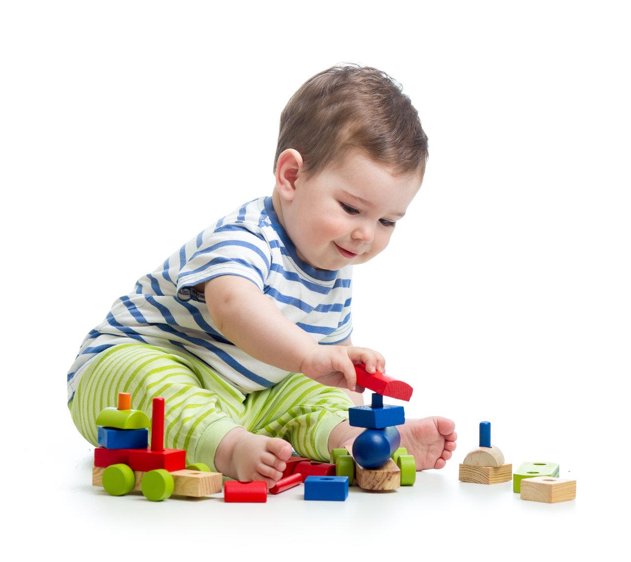 brinquedos para cada fase montar e empilhar