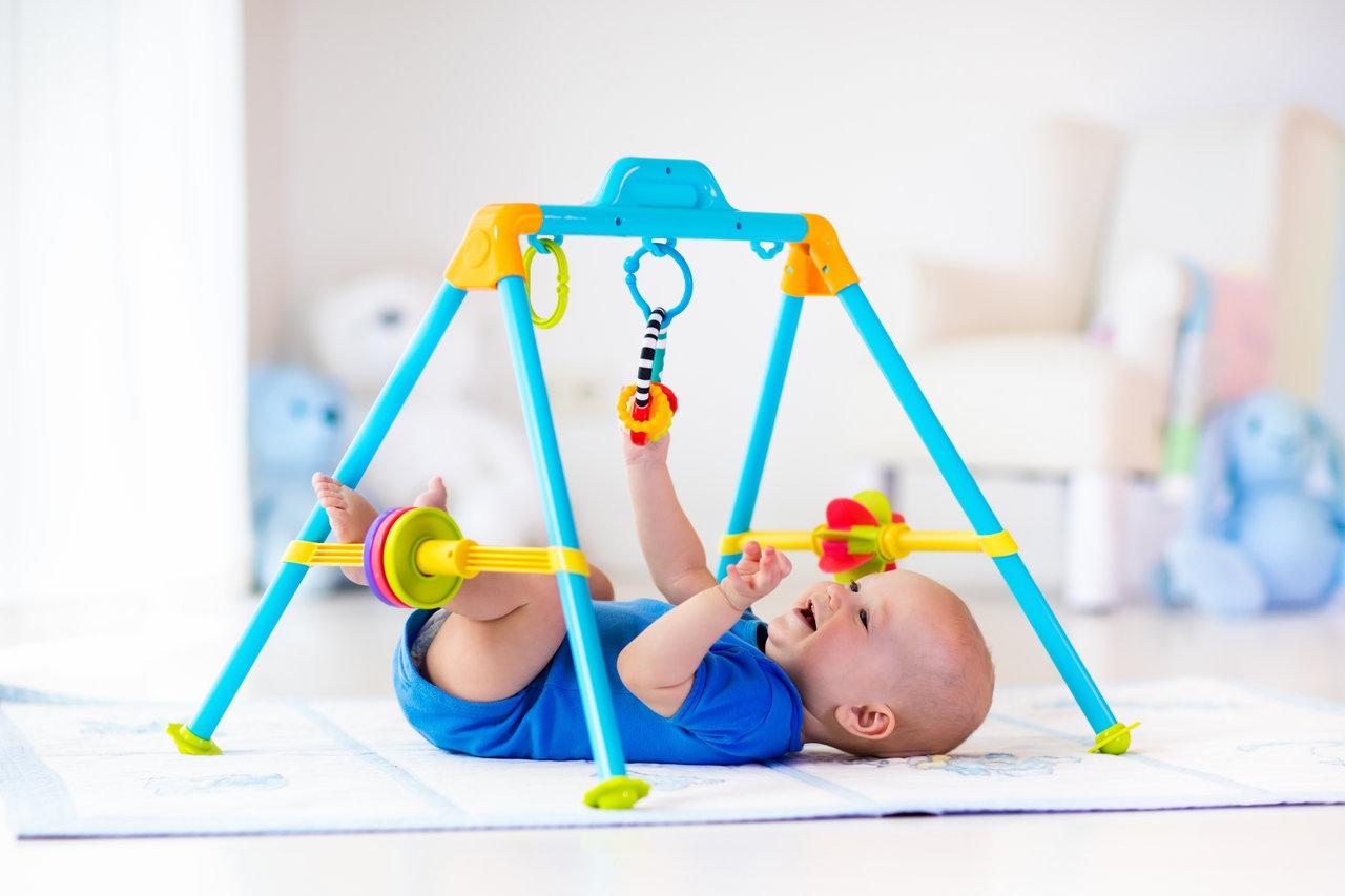 brinquedos para cada fase ginásio de atividades