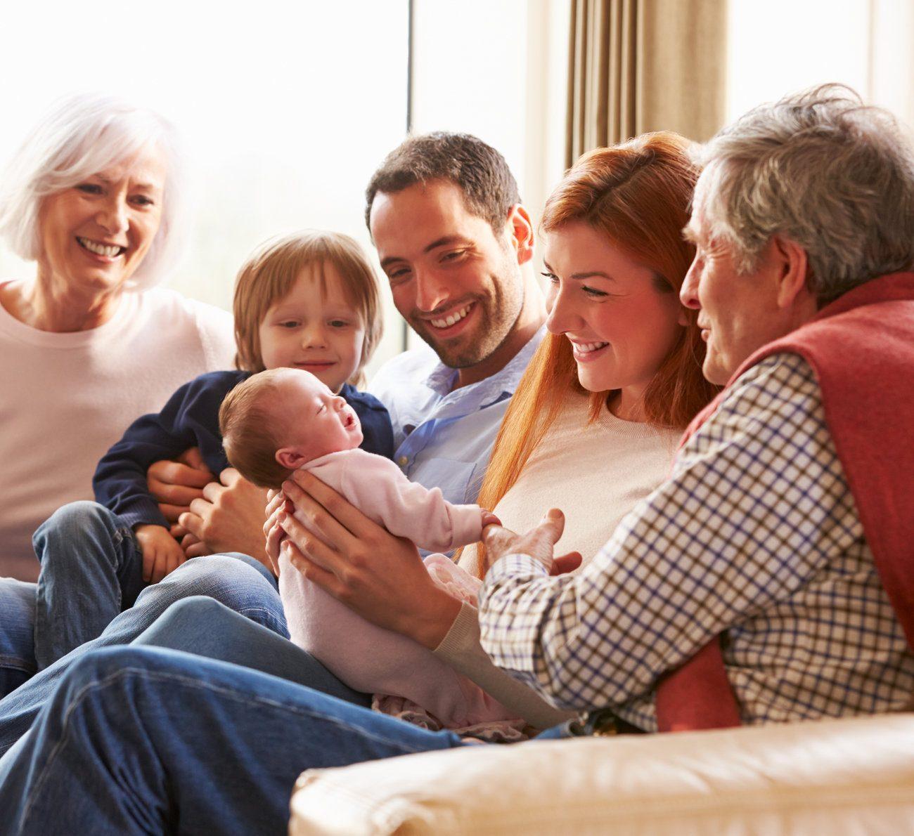 visitas ao recém-nascido