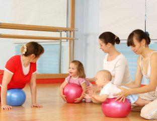 Manual de atividade física na infância