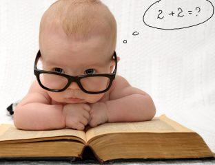 bebês nascem com senso numérico