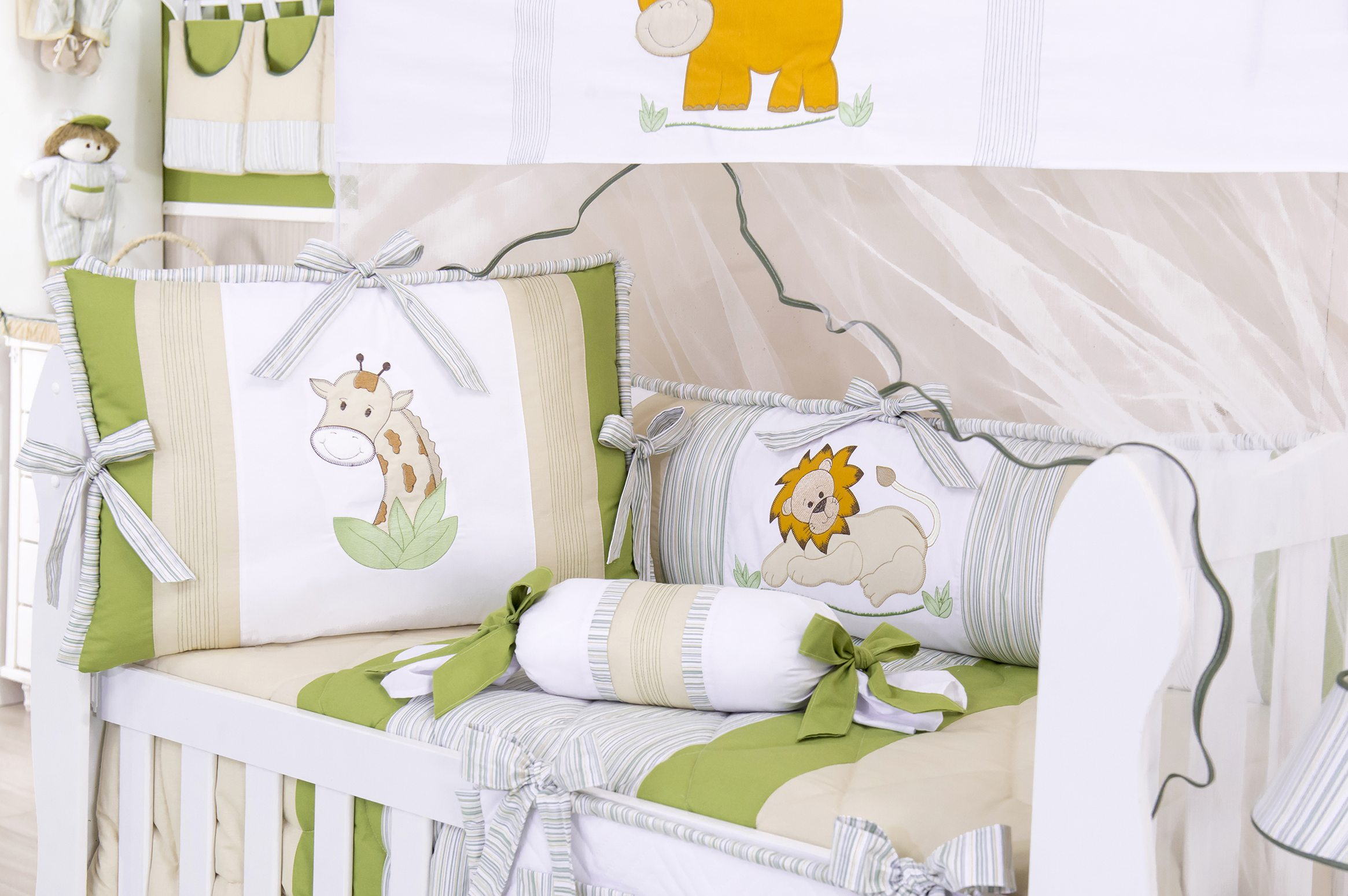 Tend Ncia Animal Kit Ber O Safari  ~ Quarto De Bebê Safari E Quarto De Bebe Criativo