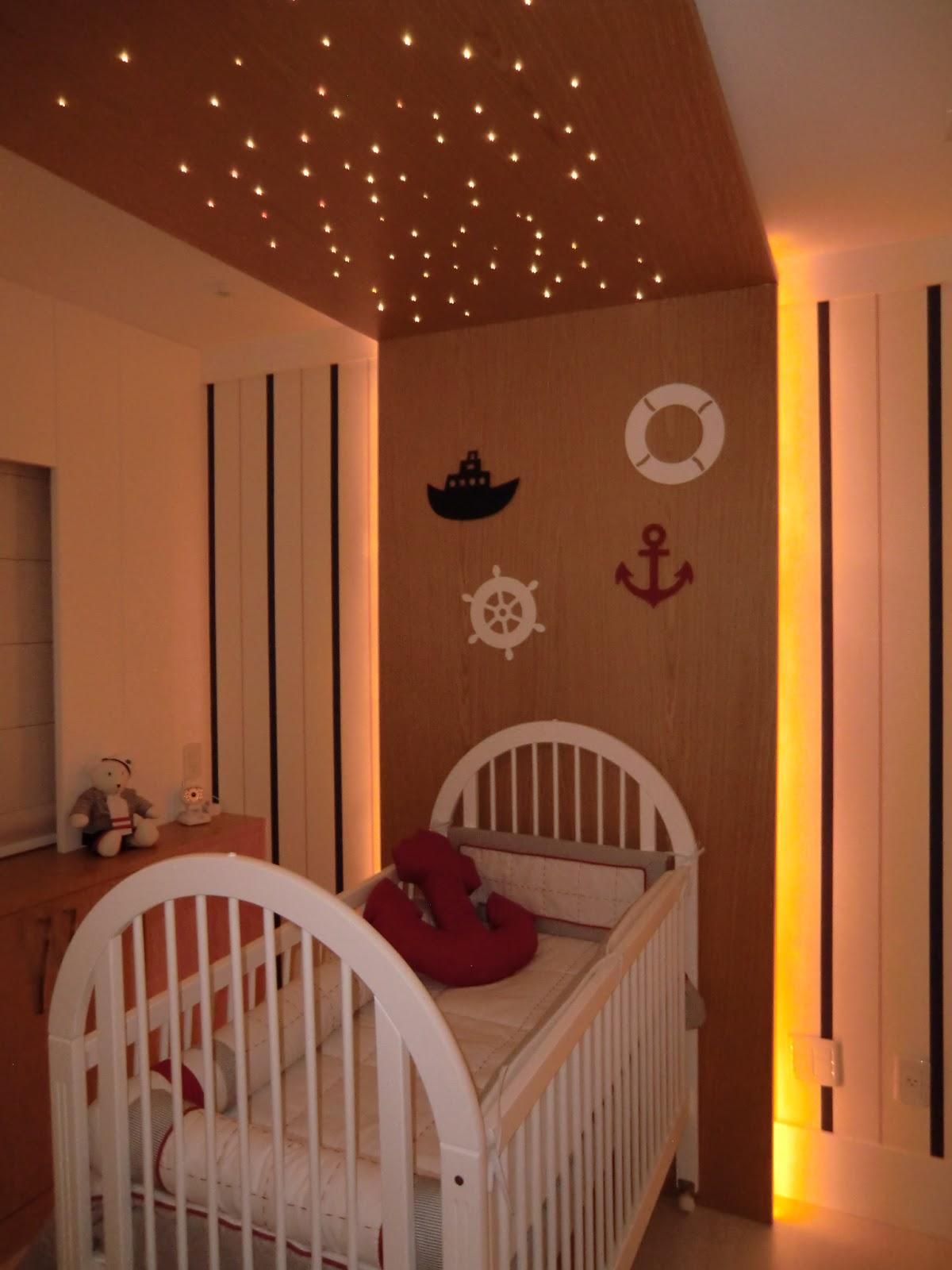 Adesivo De Flores ~ O encanto do quarto de beb u00ea com fibraótica