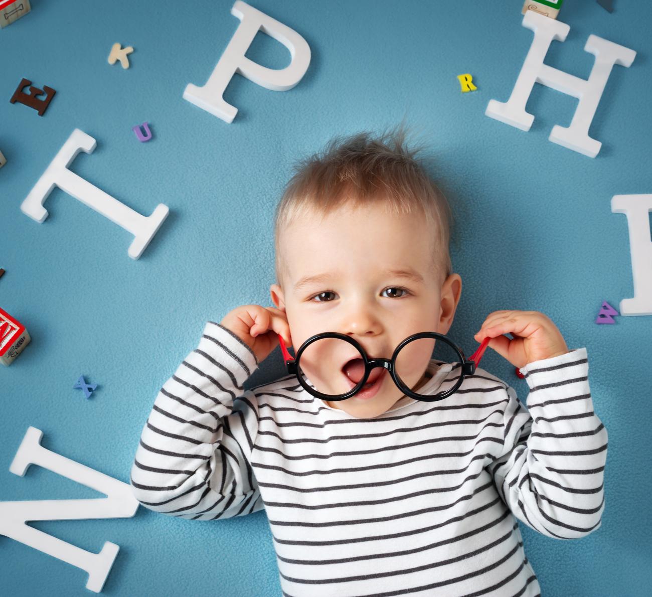 primeiras palavras do bebê