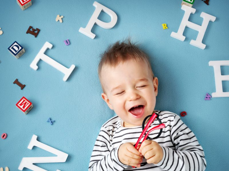 lingua estrangeira para bebês