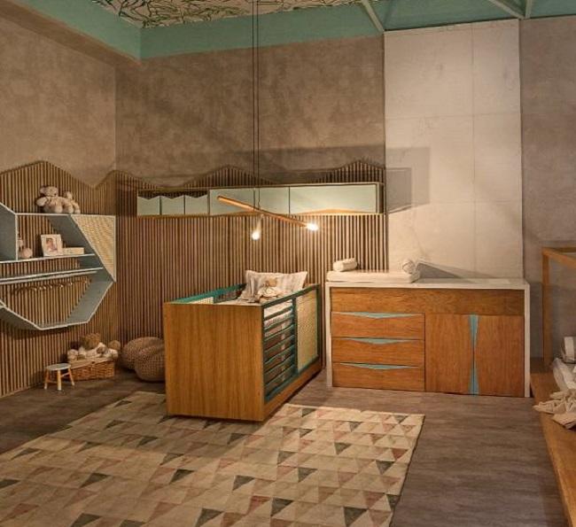 quarto de bebê da CASACOR