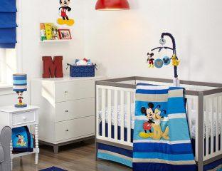 quarto de bebê mickey