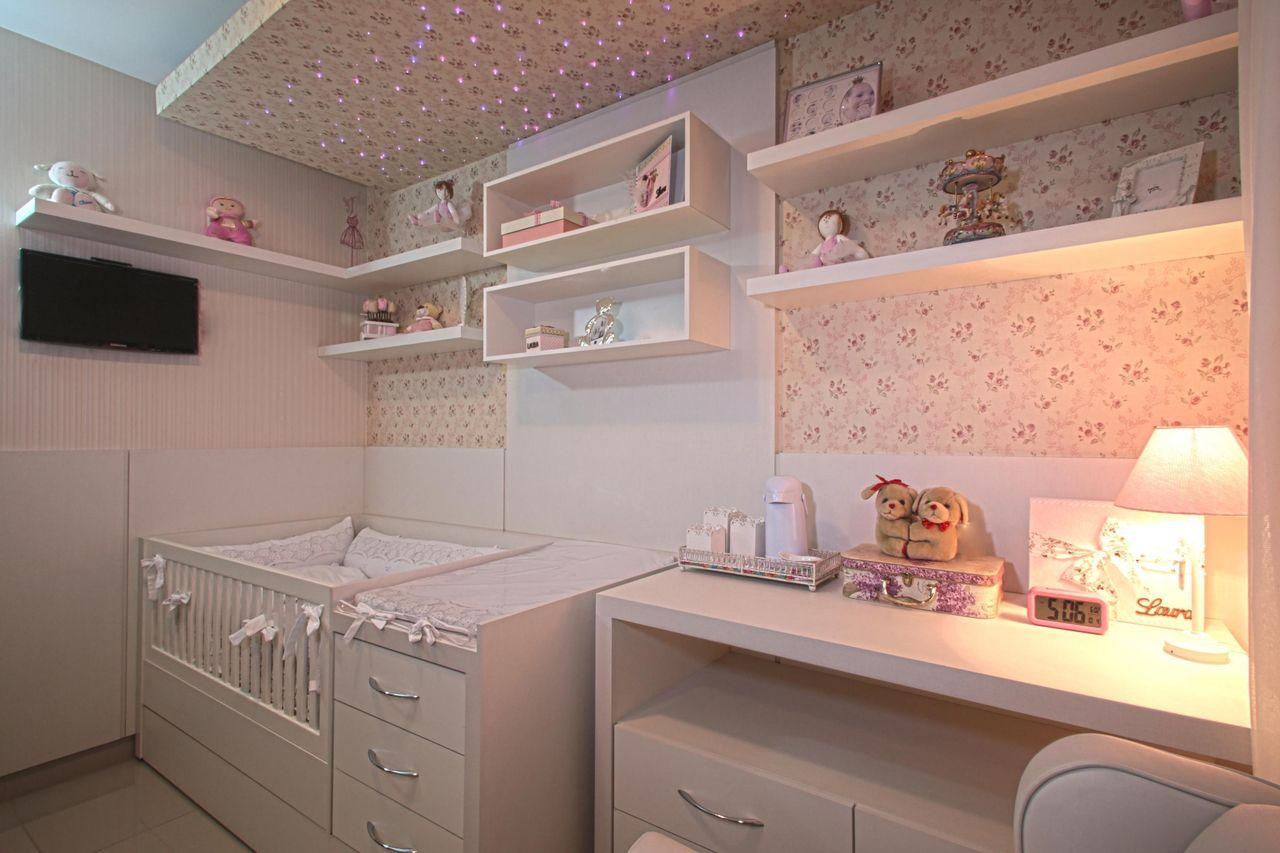 Quarto De Beb Pequeno Invista Em M Veis Multifuncionais  ~ Decoração De Quarto De Bebe Pequeno
