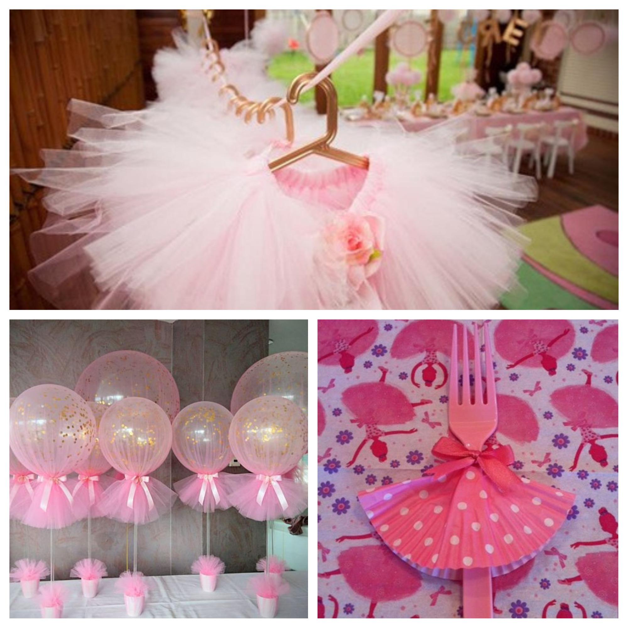 cce5dd20ce2 Festa Bailarina: inspirações lindas para o tema -