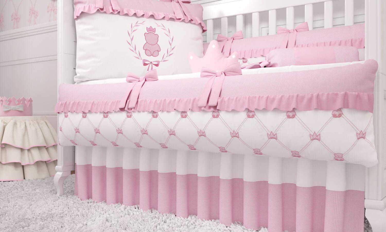 Quarto De Beb Princesa Dicas Para A Decora O  ~ Decoração Quarto Infantil Princesas