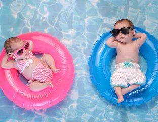 enxoval de bebê verão
