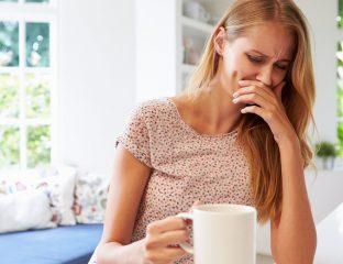sintomas estranhos de gravidez