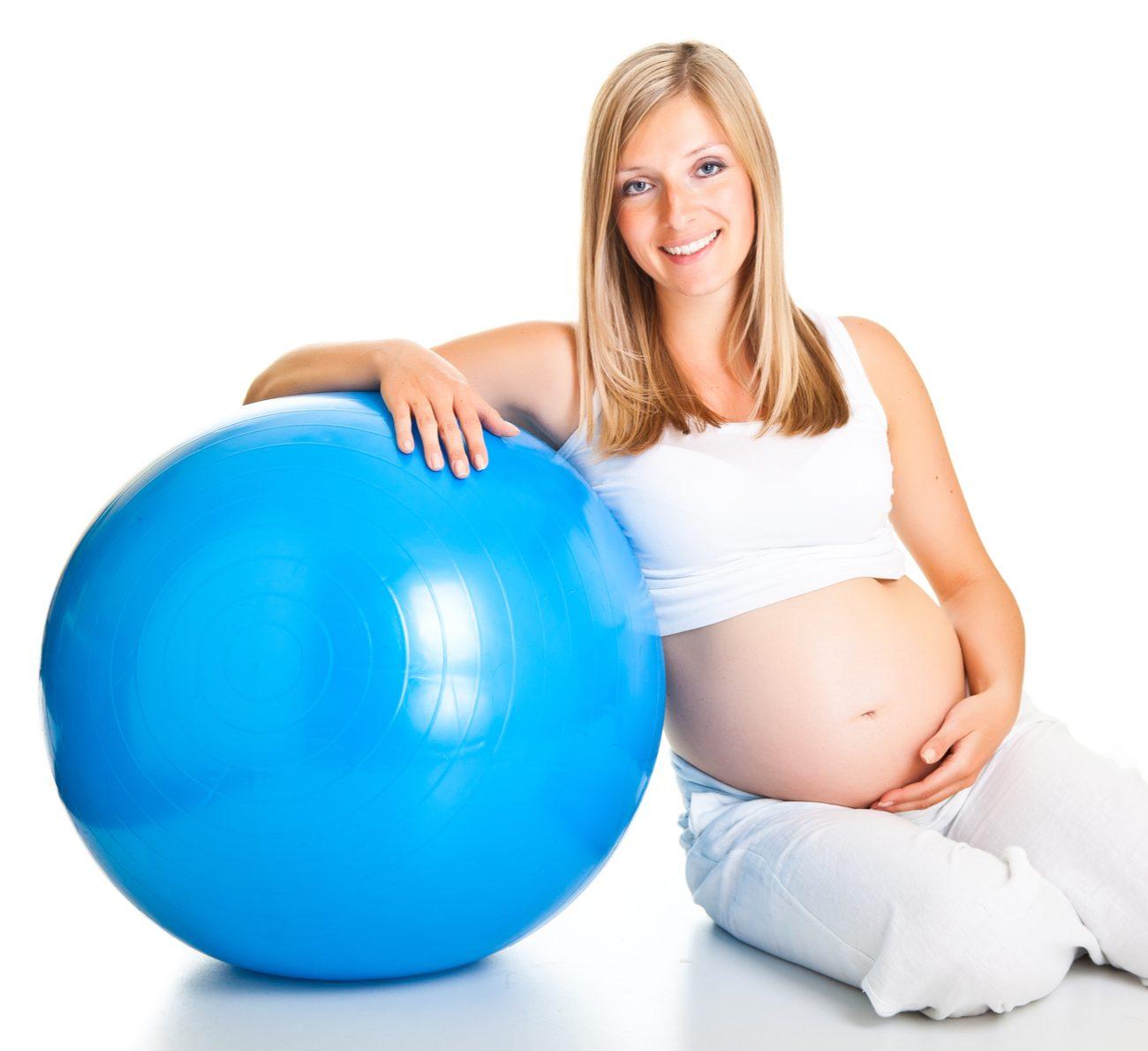 pilates na gravidez