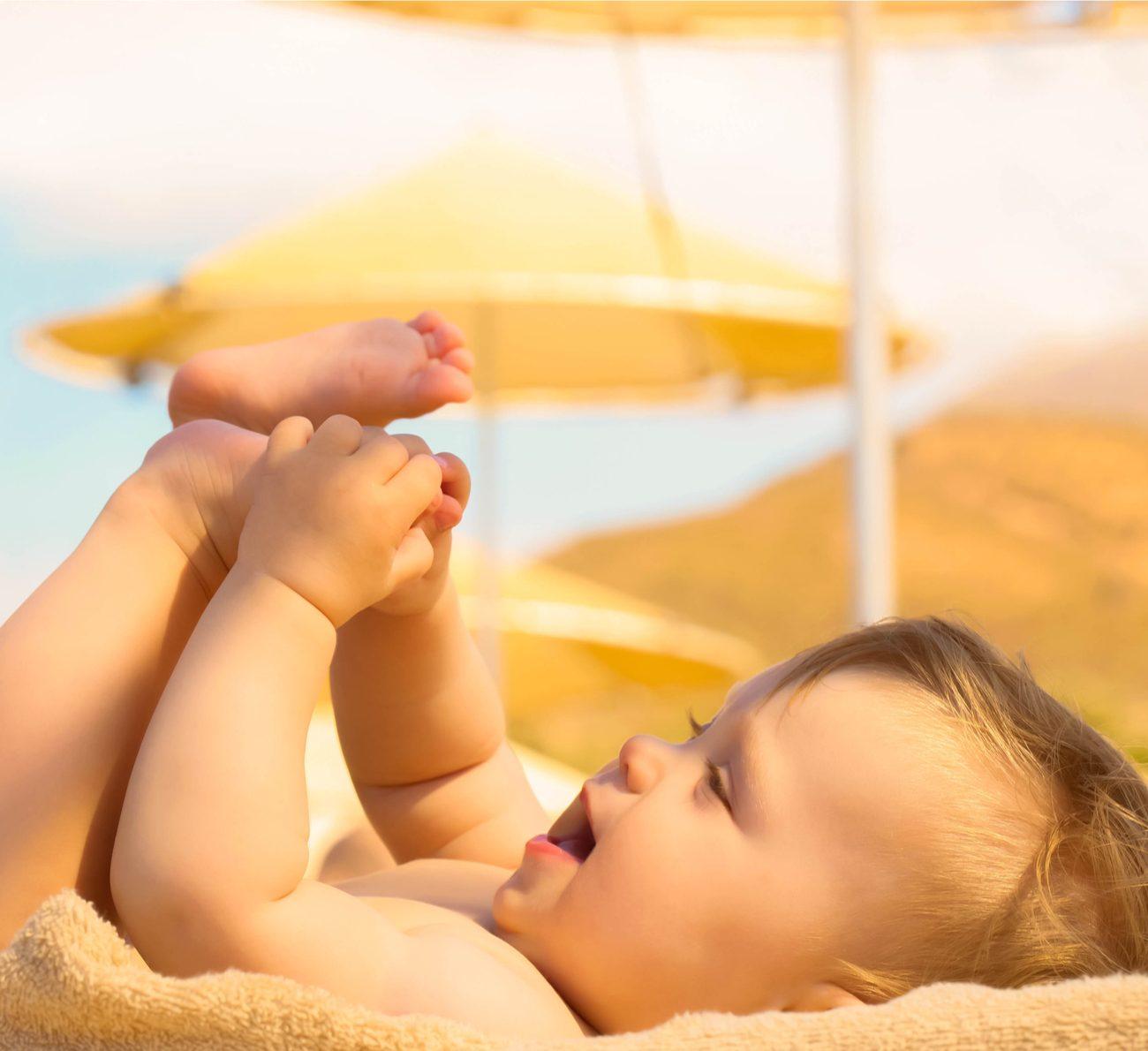 vitamina D para bebês