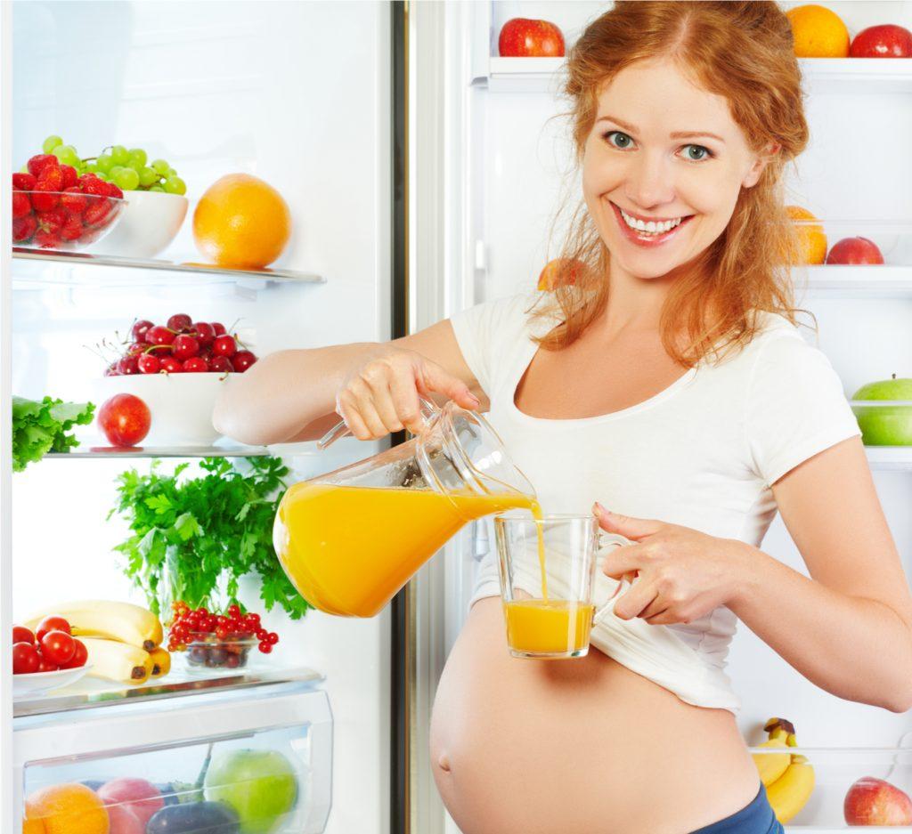 gripe na gravidez