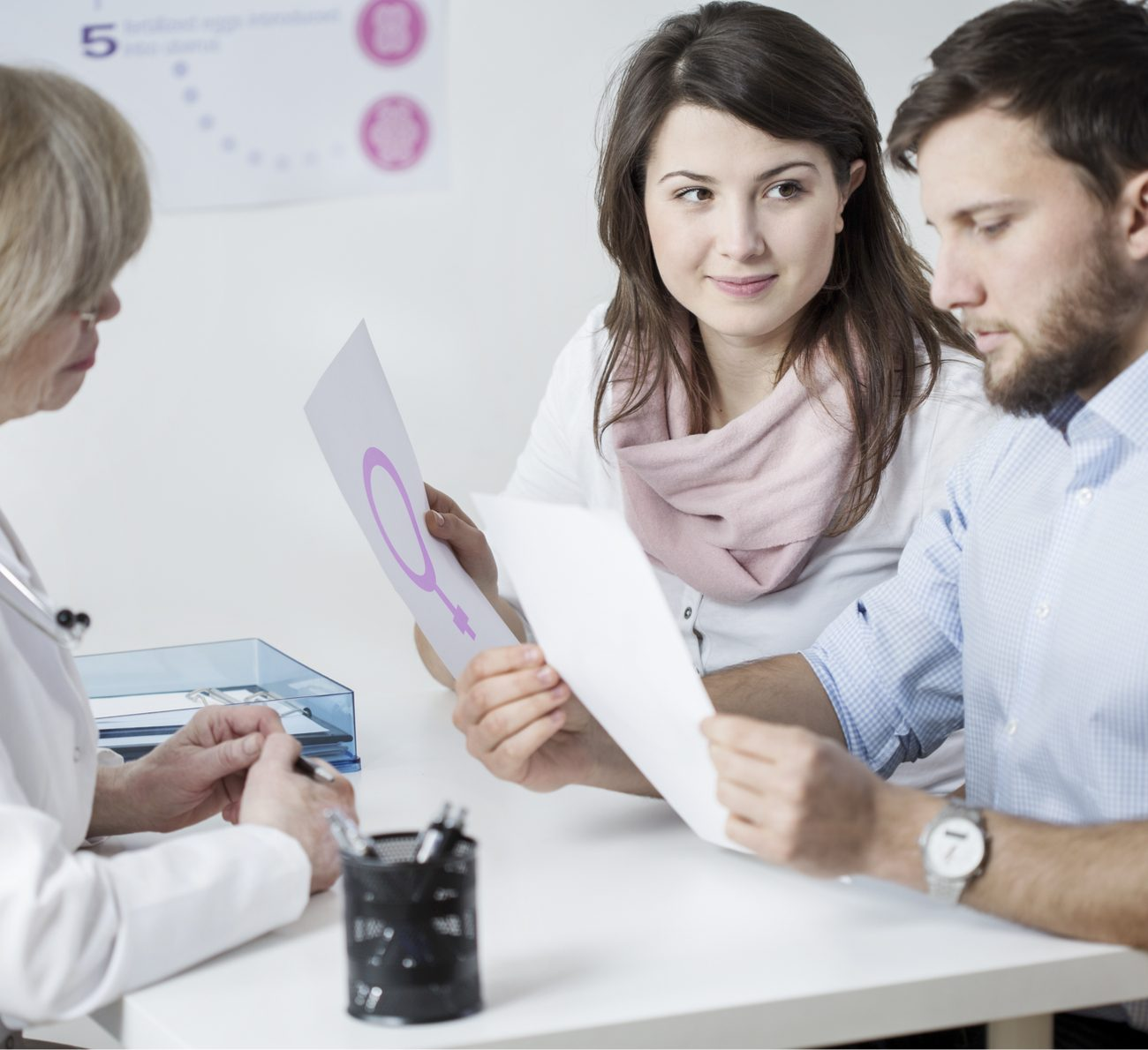 exames para fazer antes de engravidar