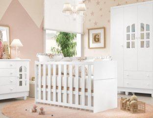 quarto de bebê econômico