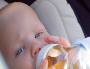 chás para bebê